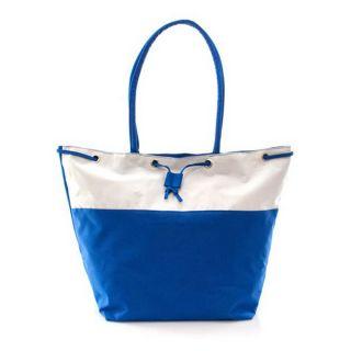 Bolsa de Playa Bicolor 149973 Azul