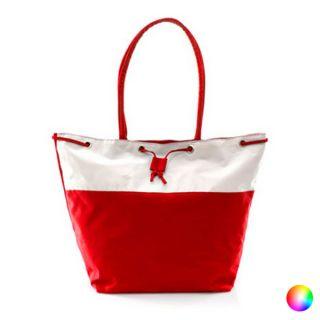Bolsa de Playa Bicolor 149973 Rojo