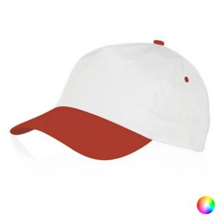 Gorra Deportiva 148072 Color Blanco/Azul