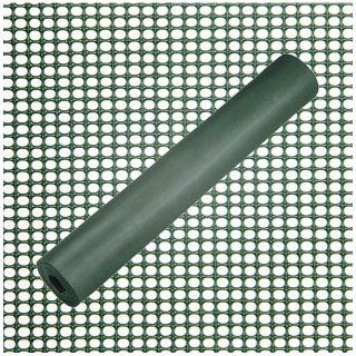 Tela Mosquitera Verde Plastica 1X50M