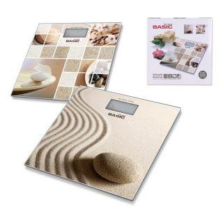 Báscula Digital de Baño Basic Home