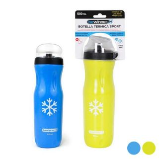Botella Térmica Bewinner Sport 2 Push Capacidad 550 ml