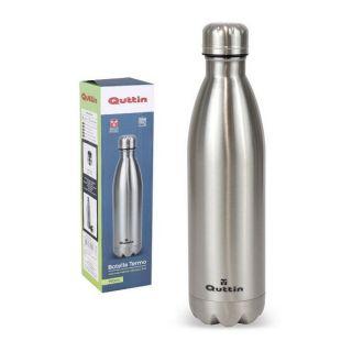 Botella Térmica de Acero Inoxidable Quttin Capacidad 750 ml