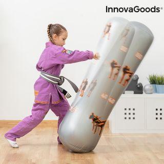 Saco de Boxeo de Pie Hinchable para Niños InnovaGoods