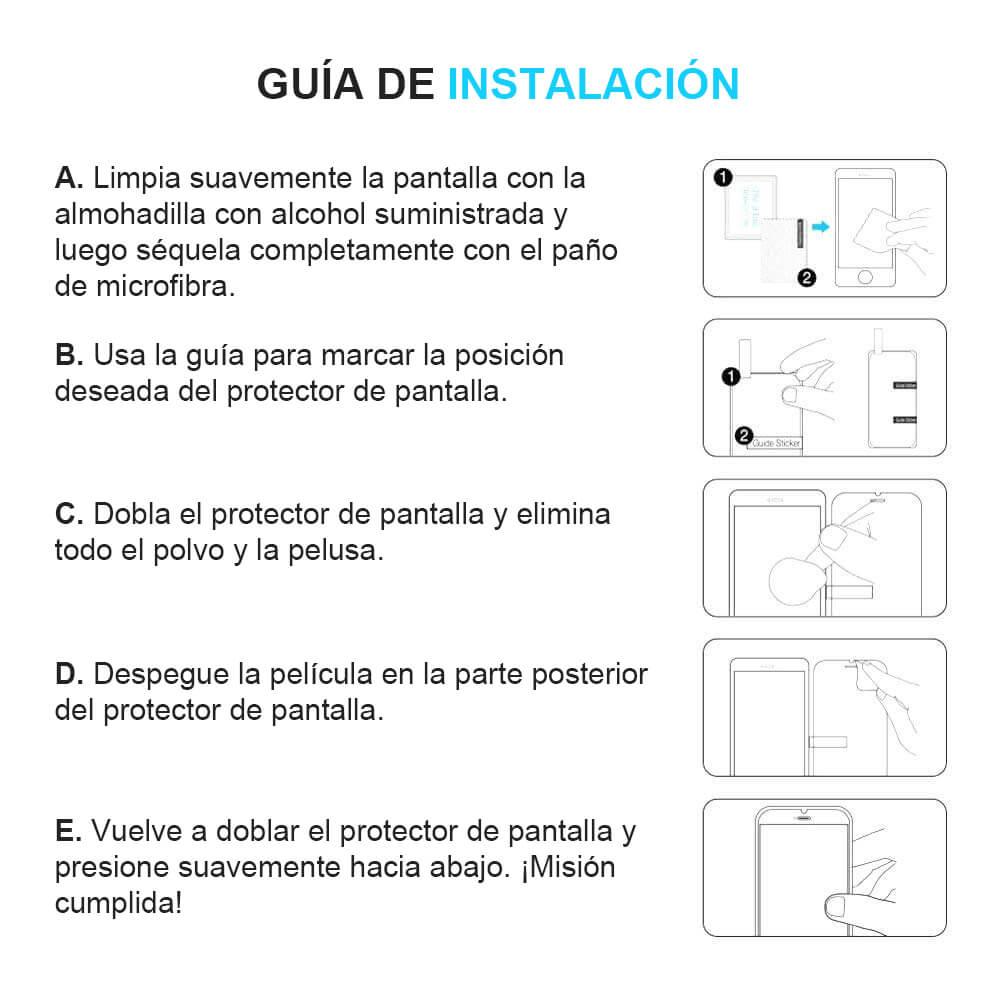 protector guia implementacion