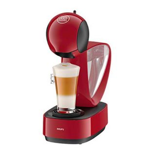 Cafetera de Cápsulas Dolce Gusto Infinissima Krups KP1705 1,2 L Rojo