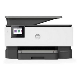 Impresora Multifunción HP Officejet Pro 9010 AIO 22 ppm WIFI Fax Blanco