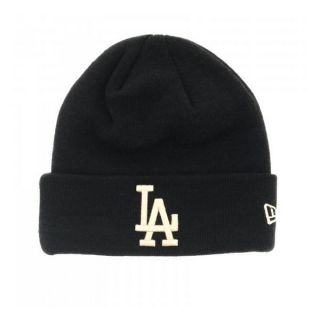 Gorro La Dodgers New Era LEAGUE ESSENTIAL Negro