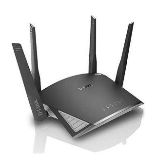 Router Inalámbrico D-Link DIR-2660 5 GHz Negro