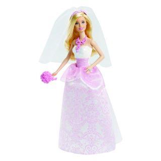 Muñeca Bride Barbie Mattel