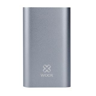 Batería Externa Power Bank 5600mAh Gris