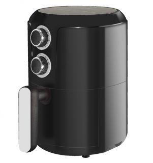 Freidora sin Aceite 2.8L Control de Temperatura y Temporizador Negro