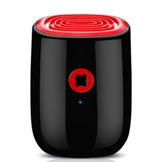 Deshumidificador 800ml Antihumedad Silencioso Antiolor Apagado Automática Mini Deshumidificador Eléctrico de Aire para Hogar Salón Habitación Oficina Baño Cocina