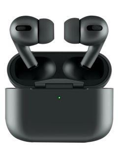 Auriculares  con Estuche de Carga Pro Auriculares Bluetooth 5.0 Estéreo Sonido Negro