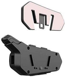 Auriculares Intercomunicador Moto Inalambrico Bluetooth Impermeable Moto Casco Microfono Incorporado para Llamada Mano Libre