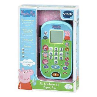 Teléfono Móvil Peppa Pig (ES)