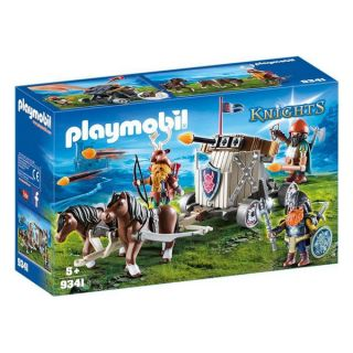 Playset Knights Playmobil 9341 (30 pcs)