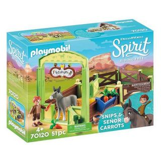 Playset Spirit Playmobil 70120 (51 pcs)