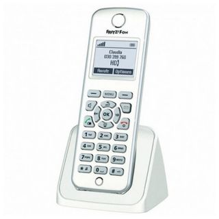 Teléfono Inalámbrico Fritz! Fon M2 Blanco