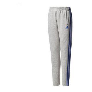 Pantalón de Chándal para Niños Adidas YB 3S BR Color Gris Talla 10-12 Años
