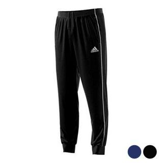 Pantalón de Chándal para Adultos Adidas Core 18 SW Color Negro Talla XS