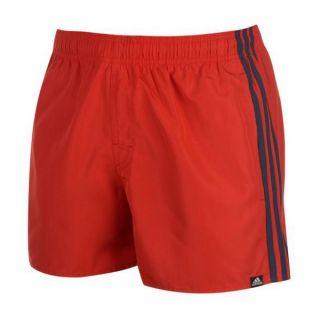 Bañador Hombre Adidas 3S SH VSL Rojo Talla L