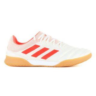 Zapatillas de Fútbol Sala para Adultos Adidas Copa 19.3 In Blanco Naranja Talla Calzado 39 1/3