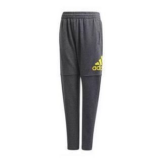 Pantalón de Chándal para Niños Adidas YB Logo Talla 14-16 Años