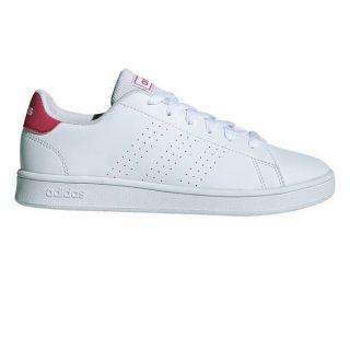 Zapatillas Deportivas Infantiles Adidas ADVANTAGE K Color Blanco Talla Calzado 28