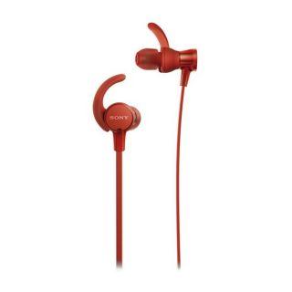 Auriculares de Botón Sony MDRXB510AS (3.5 mm) Rojo