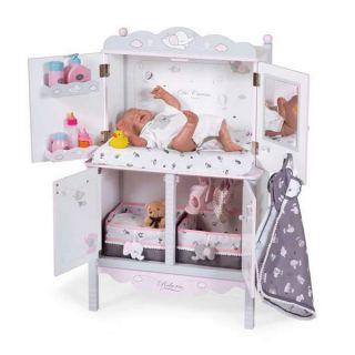 Accesorios para Muñecas Changing Cabinet Decuevas (90 x 55 x 30 cm)