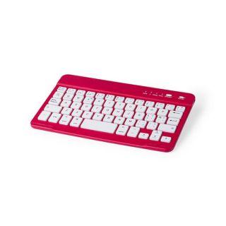 Teclado Inalámbrico Bluetooth 144935 Rojo