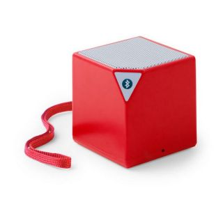 Altavoz Bluetooth Portátil 3W 145059 Rojo