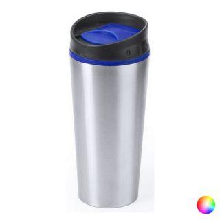 Vaso de Acero Inoxidable (500 ml) 145339 Color Verde