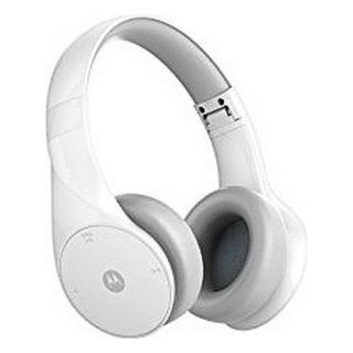 Auriculares de Diadema Plegables con Bluetooth Motorola Pulse Escape Blanco