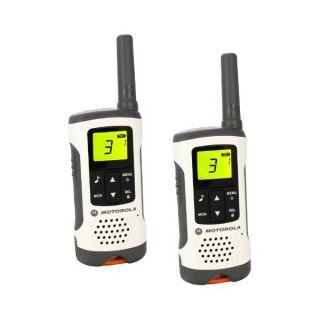 Walkie-Talkie Motorola T50 (2 Pcs) Blanco Gris
