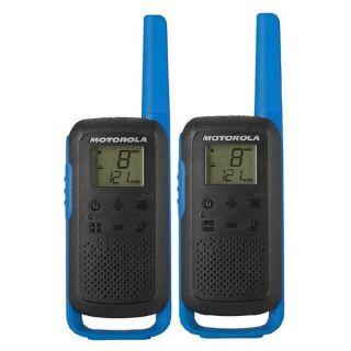 Walkie-Talkie Motorola B6P00811 (2 pcs) Azul
