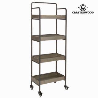 Estantería metal 4 estantes by Craftenwood