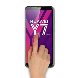 Huawei Y7 Cristal Protector de Pantalla Versión 2018