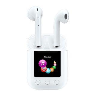 Auriculares Bluetooth Denver Electronics TWM-850 8 GB 700 mAh Blanco