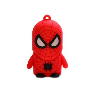 Pendrive Tech One Tech Héroes Súper Spider 16GB USB 2.0