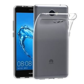Huawei Y7 Funda Carcasa Transparente Versión 2017