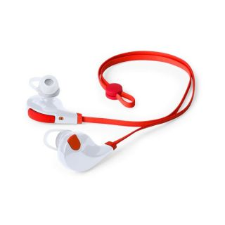 Auriculares Bluetooth Deportivos 145070 Rojo
