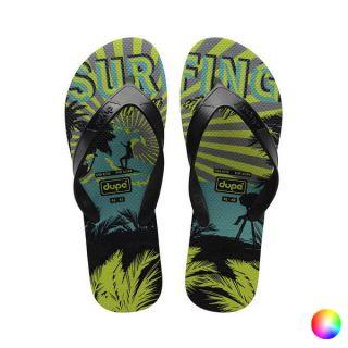 Chanclas para Hombre Dupé Surfe Color Verde Talla Calzado 41-42