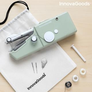 InnovaGoods Máquina de Coser de Mano Portátil de Viaje Sewket