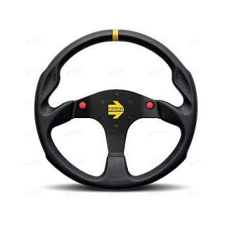 Volante Racing Momo Negro