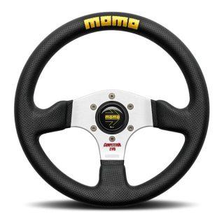 Volante Racing Momo Competition Evo 32 Bk Negro