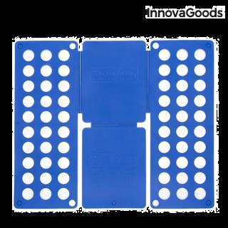 InnovaGoods Doblador de Ropa para Ordenar Ropa Fabricado de polipropileno