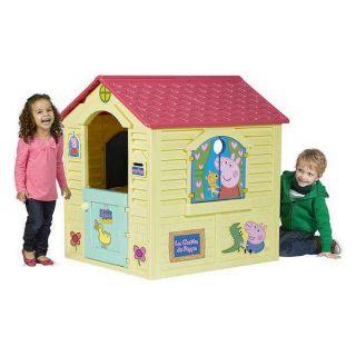 Casa Infantil de Juego Peppa Pig (84 x 103 x 104 cm)