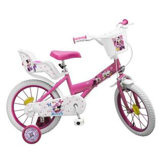 Bicicleta Infantil Minnie Toimsa (16